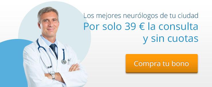 Los mejores neurólogos por solo 39 € la consulta y sin cuotas