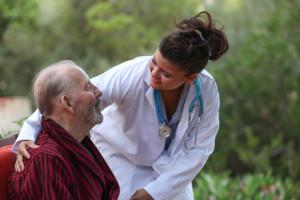 Es muy importante saber cuidar al enfermo de ictus